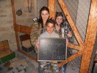 escape room photo album