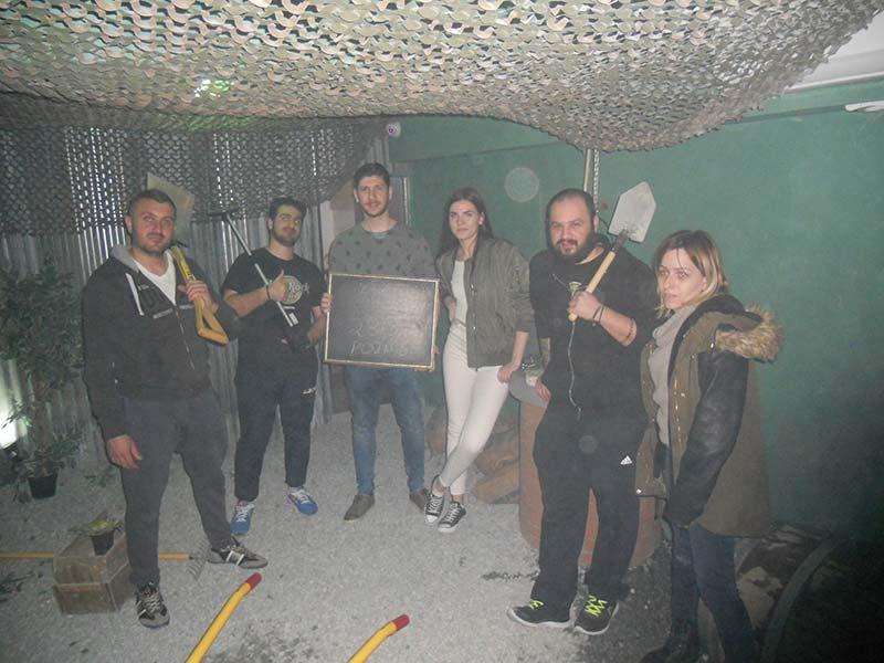 escape room Λεμεσός Κύπρος