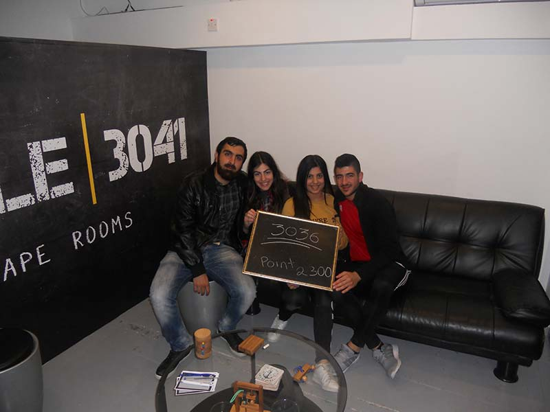 escape room Limassol