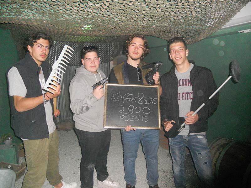 escape room Limassol